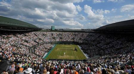 Wimbledon to pay out 34 million pounds at 2018championships