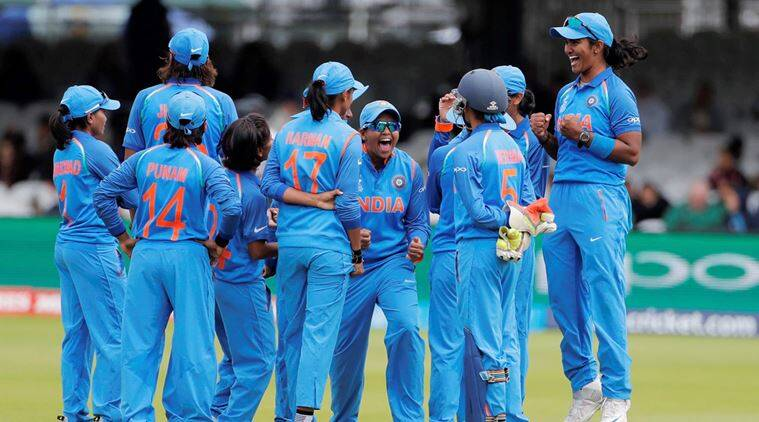 England women Beats Indian by 9 runs