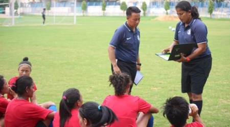 AIFF, India Women Football team, International Friendlies, India vs Malaysia