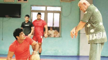 Drona Without Award: Two Khel Ratnas Sushil Kumar, Yogeshwar Dutt is not equal to Dronacharya for Vladimer Mestvirishvili