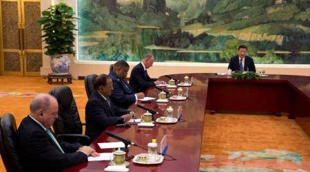Sikkim standoff: NSA Ajit Doval meets China's Xi Jinping with BRICS counterparts