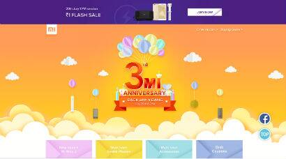 Xiaomi Mi third anniversary sale: Here are the top deals