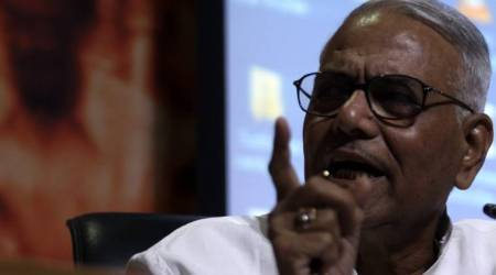 yashwant sinha, devendra Fadnavis, Vidarbha, maharashtra, Farmers protests, Maharashtra farmers,