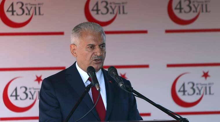 Binali Yildirim, Turkish Prime Minister, safety in Turkey, Germany, Kurdistan Workers Party