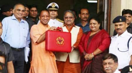 Uttar Pradesh budget Live updates, uttar pradesh budget updates, Yogi Adityanath, up budget, india news