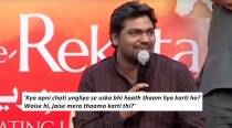WATCH: Stand up comedian Zakir Khan's heartbreaking poem perfectly captures the pain and jealousy in love
