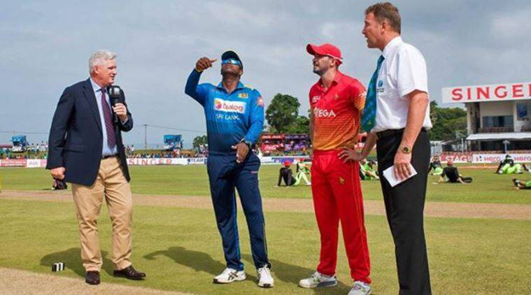Sri Lanka vs Zimbabwe, Live Cricket score, Indian Express