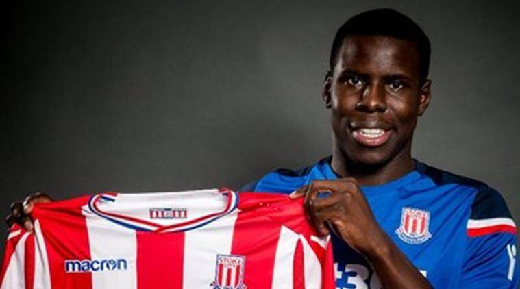 Zouma completes loan move to Stoke