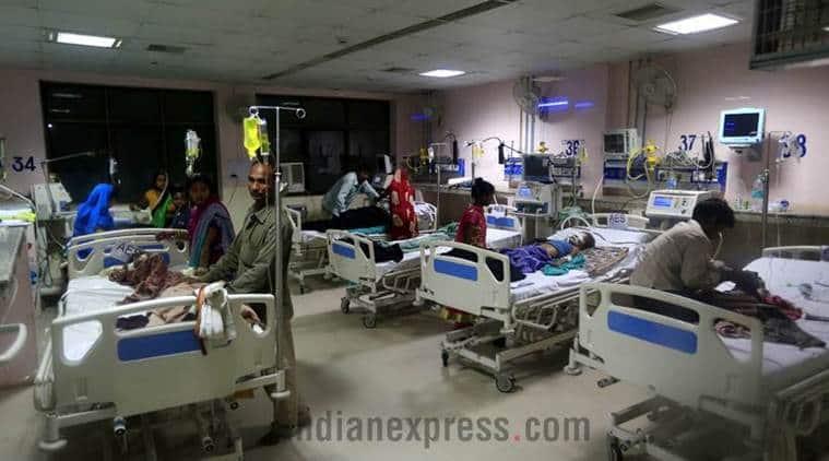 Gorakhpur, gorakhpur deaths, gorakhpur hospital deaths, Yogi Adityanath, Ghulam nabi azad,gorakhpur hospital tragedy, gorakhpur encephalitis, gorakhpur brd medical college, Uttar pradesh