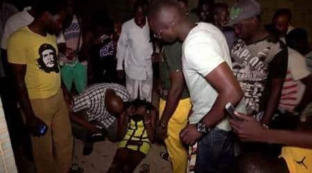 Suspected Islamist militants kill 18 in attack on Burkina Fasorestaurant