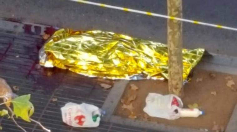 Barcelona, Barcelona terror attack, Indian in Barcelona terror attack, Laila Rouass, Las Ramblas, Spain terror attack, Catalonia attacks, Spain, Islamic State, ISIS, World news, Indian express news