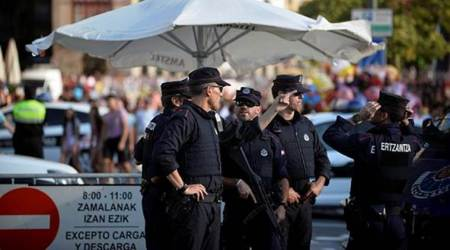 Barcelona terror attack: 120 gas canisters found for 'one or more'attacks