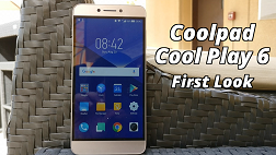 Coolpad Cool Play 6 Smartphone First Look