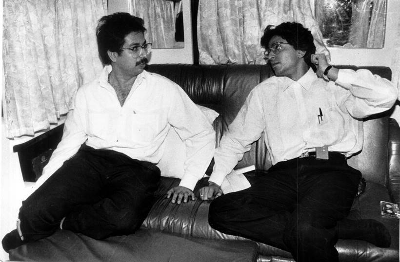Raj Thackeray, announced a decision to resign from all party posts, in the year 2006, in a fax to his uncle Bal Thackeray. He also questioned the electoral defeats suffered by Shiv Sena at the time. He further went on to announce the launch of a new party called MNS and criticised Shiv Sena's leadership. Shiv Sena leader Uddhav Thackeray with Raj Thackeray. Express archive photo