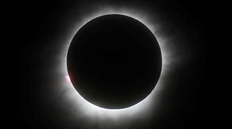 Total solar eclipse, totality, the great american eclipse, astronomy, NASA, Solar eclipse, eclipse, India Eclipse, US Solar Eclipse, World News, Indian Express