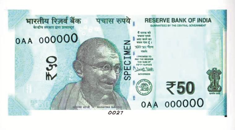 New fluorescent blue Rs 50 note soon: RBI | Business News