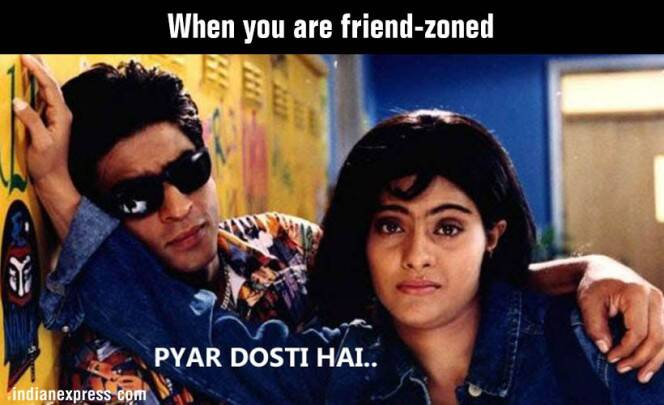 friendship day, friendship day 2019, friendship day bollywood memes, friendship day best memes, friendship day best wishes, friendship day best wishes, friendship day best messages, indian express, indian express news