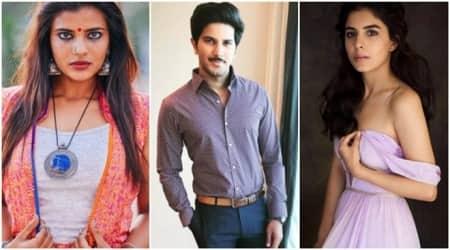 dulquer salmaan bollywood debut, aishwarya rajesh bollywood debut, Isha Talwar bollywood debut,south stars in bollywood, south stars bollywood,