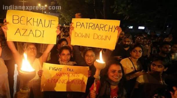 Chandigarh 'stalking' case: City holds 'Bekhauf Azaadi March' to raise awareness on women's safety