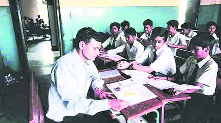 Vishwas group, delhi government school, chunauti scheme, delhi fail students, Vishwas group fail students, indian express news, india news, delhi news, education