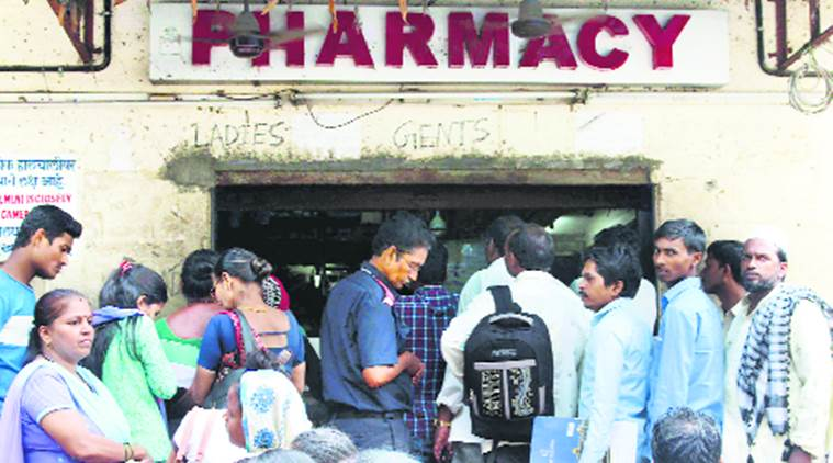 Chemist shop that never shuts in Mumbai
