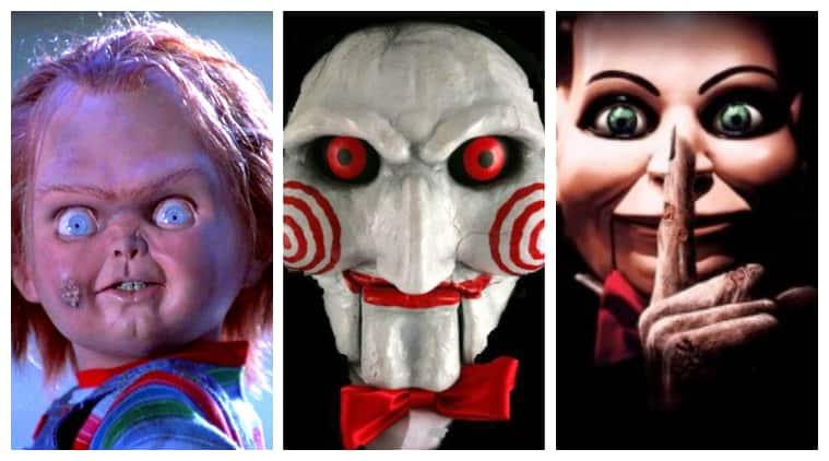 dead silence, chucky, saw, annabelle creation, scary doll movies