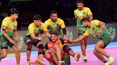 Pro Kabaddi 2017, PKL season 5, Patna Pirates, Bengaluru Bulls, Bengal Warriors, UP Yoddha, Kabaddi news, Indian Express