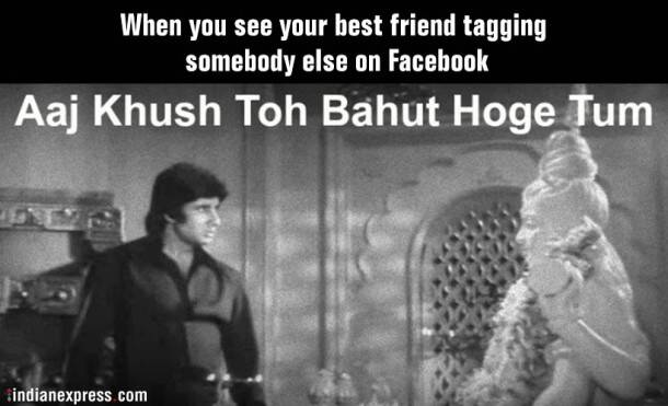 9 hilarious Bollywood-inspired 'friendship' memes that will leave you in splits
