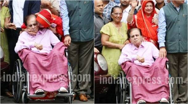 Dilip Kumar discharged from hospital, Jacqueline Fernandez turns portrait photographer, and more from Bollywood