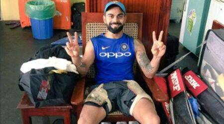 12 years of Virat Kohli, Virat Kohli ODI debut, India vs Sri Lanka, IND vs SL, India's tour of Sri Lanka, BCCI, cricket, cricket news, indian express