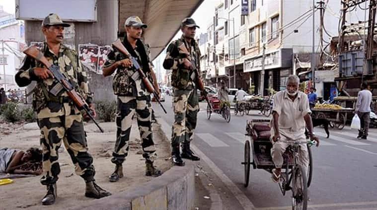 Punjab Crackdown Dera Supporters, Dera Supporters Punjab Crackdown, Dera Supporters Crackdown Punjab, Dera Supporters, Dera Crackdown Punjab, Dera Violence, Gurmeet Ram Rahim Singh, India News, Indian Express, Indian Express News