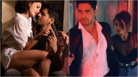 Watch: Sidharth Malhotra's rap and Jacqueline Fernandez's moves are highlights of A Gentleman song Bandook Meri Laila