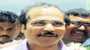 Adhir Ranjan Chowdhury meets with car crash,unhurt