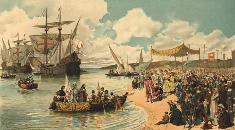 Anglo Indians, 70 years of independence, Vasco da Gama