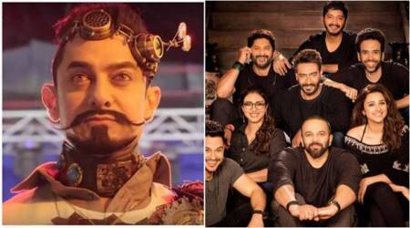 Aamir Khan on Secret Superstar clashing with Golmaal Again: Both films will have their own space