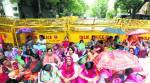 ASHA workers refuse to fill in for anganwadi workers, supportagitation