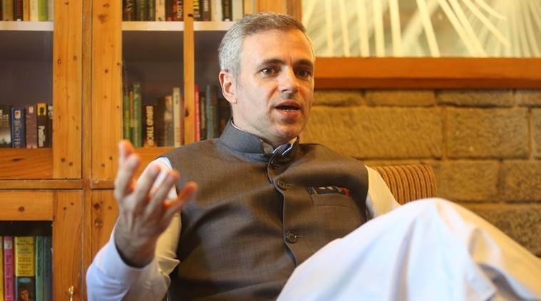 Omar Abdullah, mehbooba mufti, Omar Abdullah lok sabha elections, jammu and kashmir elections,  lok sabha polls, decision 2019, general elections 2019, election news, indian express