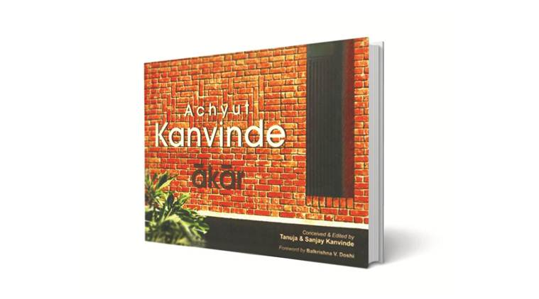 achyut kanvinde akar , achyut kanvinde akar book review,modern Indian architects
