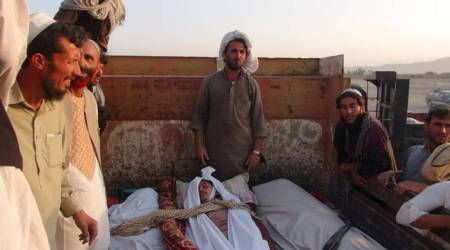 US air strike kills 13 civilians: Afghanofficials