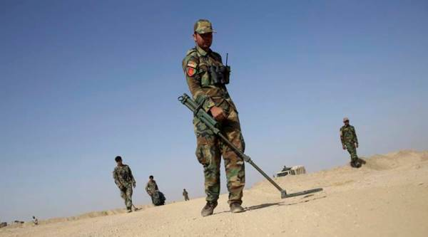 Afganistan bomb Attack news, Afghanistan news, Afghanistan attack news, Roadside mine explotion in Afghanistan, Mohammad Naser Mehri, killing Rahat Shah, the Phusht koh district police chief, world news, international news