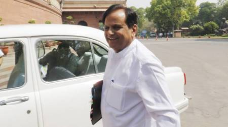Ahmed Patel Writes to PM Modi: Land for bullet train not being acquired as per laidrules