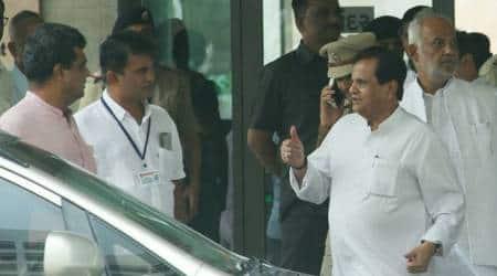 Ahmed Patel, Gujarat, Gujarat Rajya sabha polls, Congress, NCP, NCP MLA, Jayant Patel,