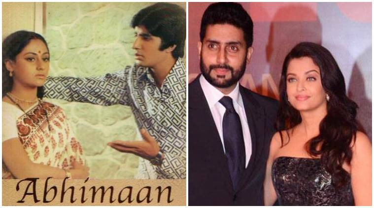 Abhishek Bachchan, Aishwarya Rai Bachchan, Abhimaan remake, Abhimaan, Abhimaan film, Abhishek Aishwarya