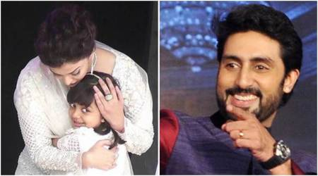 This photo of Aishwarya Rai and Aaradhya Bachchan shared by Abhishek will melt your heart