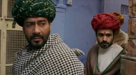 Baadshaho song Hoshiyar Rehna: Will Ajay Devgn's motley bunch of thieves pull off a successful heist?