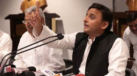 Gorakhpur hospital tragedy: Akhilesh Yadav, Mayawati hit out at Yogi government