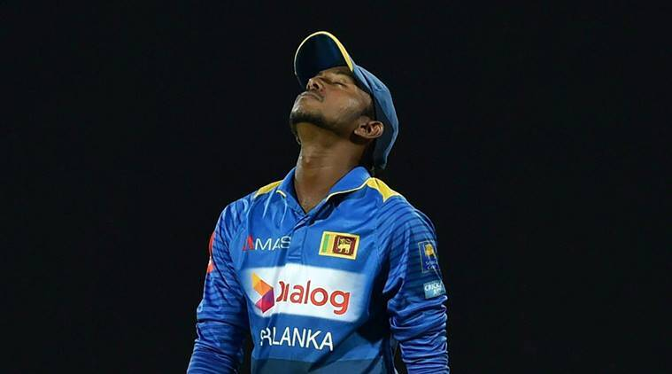Sri Lanka spinner banned because of illegal bowling action