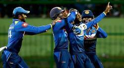 India vs Sri Lanka, Akila Dananjaya, Akila Dananjaya bowling, Akila Dananjaya wickets, sports news, cricket, India Express