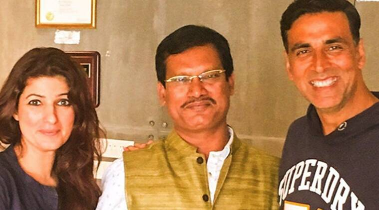 Padman, Arunachalam Muruganantham, real story behind Padman, real life padman, sanitay pads, sanitary napkins, india news, akshay kumar padman movie, twinkle khanna, indian express
