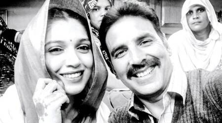 toilet ek prem katha box office day 1, toilet ek prem katha performance, akshay kumar, bhumi pednekar